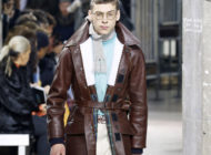 Lanvin Menswear FW 17/18: the return to reality of Lucas Ossendrijver