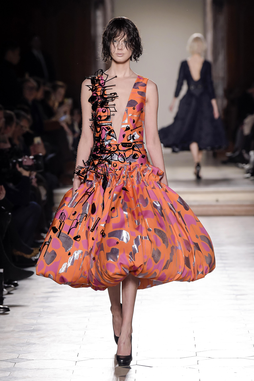 Pop explosion julien fourni first haute couture for Haute couture