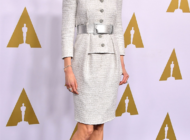 Stars are betting on the short dress for the 89th Academy Awards Nominee Luncheon