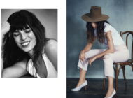 Lou Doillon: face of J Brand SS17 campaign