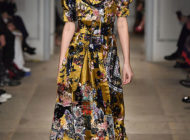 LFW:  at Erdem the dancers art