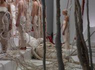 Thomas De Falco created the new installation of Tod's