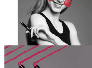 Red Kiss for Valentine's Day: The Lip Crayon « Jumbo » by Chanel