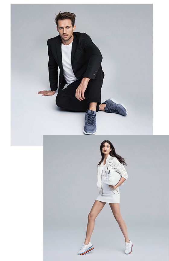 To show : Hogan Spring Summer 2017 Advertising Campaign ...