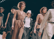 The first day of Mercedes-Benz Fashion Week Russia F/W 2017-18