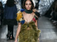 PFW : Sonia Rykiel's intrepid and audacious woman