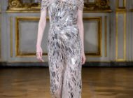 Antonio Grimaldi's Nordic charm shows at Paris Haute Couture