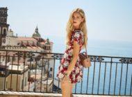Tod's with Chiara Ferragni chooses Amalfi for interpretation of Italian excellence
