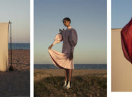 George Keburia's newest photoshoot takes a beach-y spin