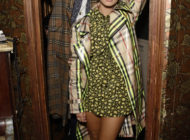 London best event:  Burberry at Betsey Trotwood pub