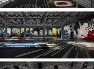 Inside Prada's SS18 show place