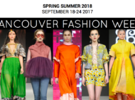 Let's begin Vancouver Fashion Week SS18