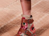 Favorite Shoes from PFW Spring Summer 2018 collections