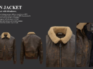 Matchless brand presented Leather Putin Jacket inspired by the President of Russia