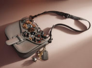 Let's begin Christmas time with the bag designed by Coach & Rodarte!