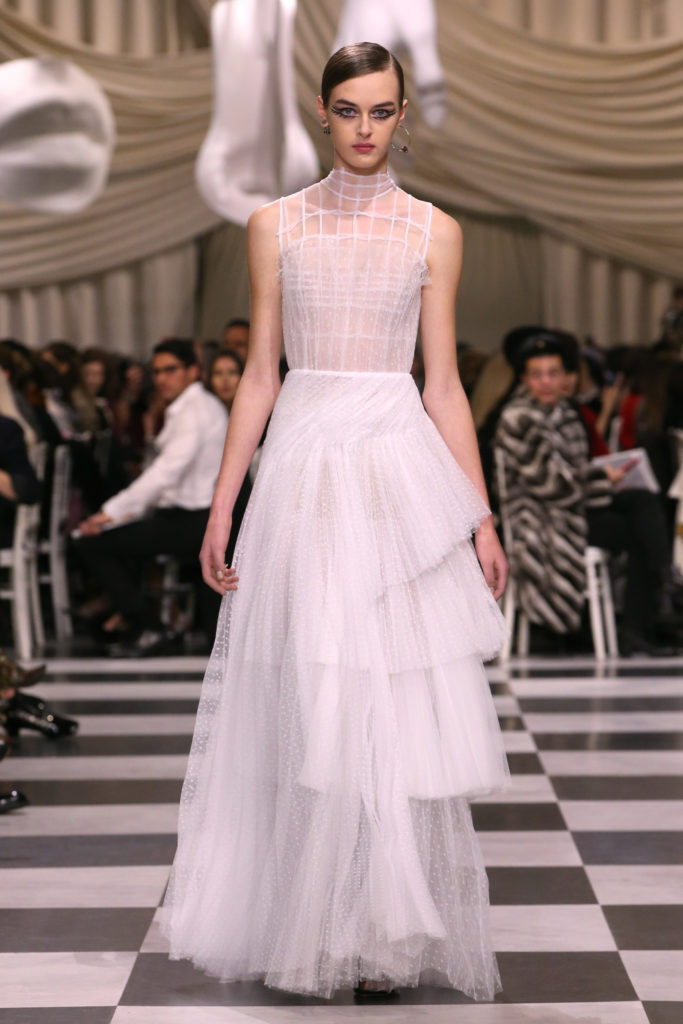 Image result for haute couture 2018 mesh and netting dresses