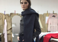 GIBSH model fitting pictures before Kiev Fashion Days