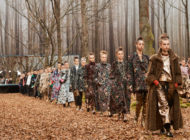 In the Normandy wood the poetry of Chanel fw18