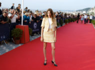 Sigrid Bouaziz wore CHANEL at the 32nd Cabourg Film Festival