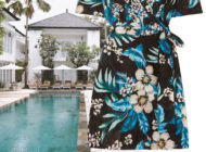 3 dress images for summer pool party