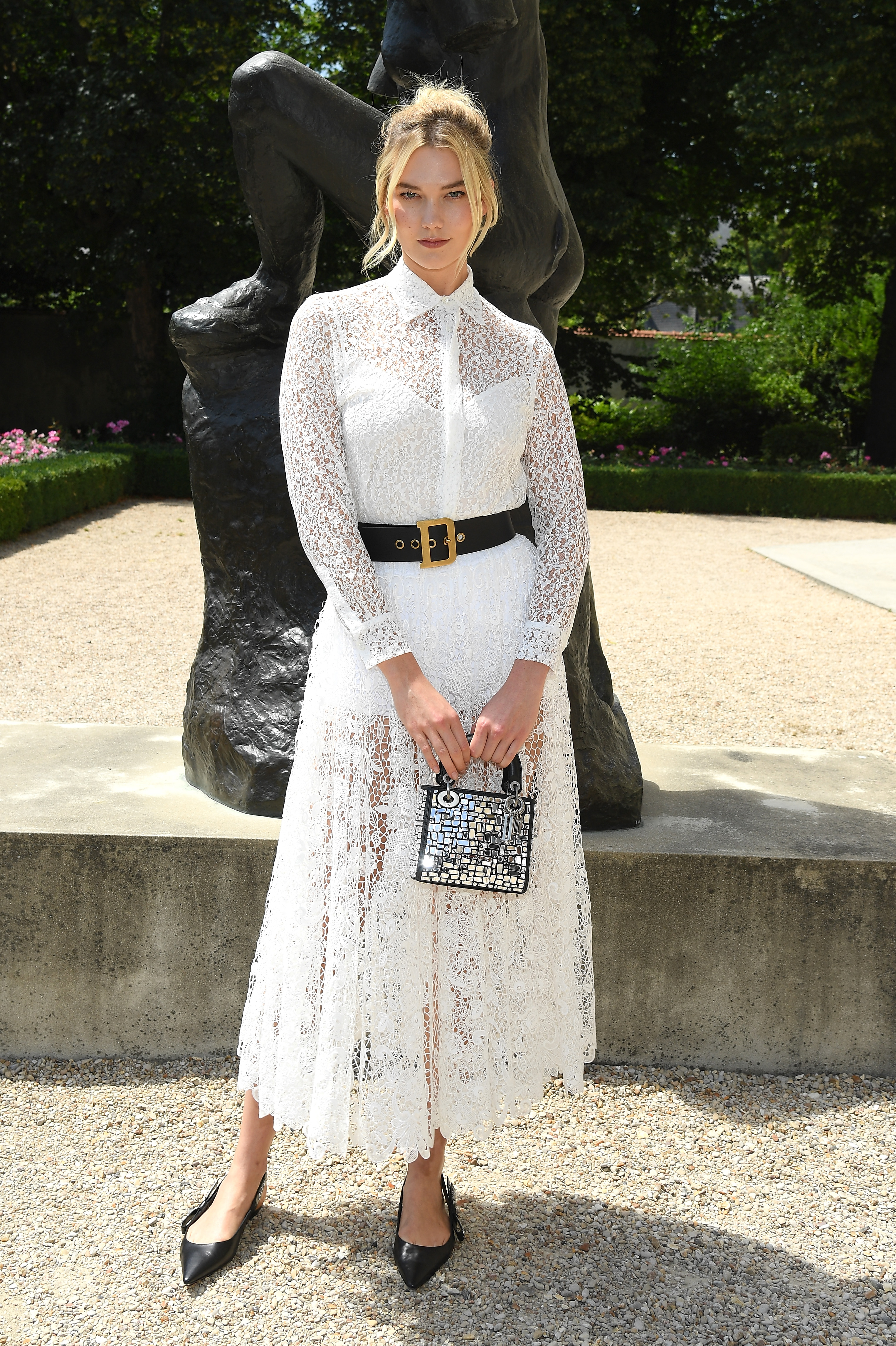 39e4baf9e7e8 Who was in Dior at The Fall Winter 2018 2019 Haute Couture Show ...