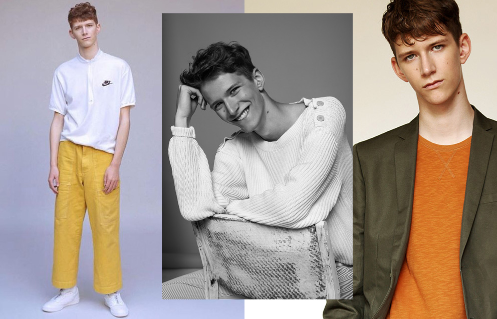 Who are the 5 new Men' Faces to follow this season? | | ZOE