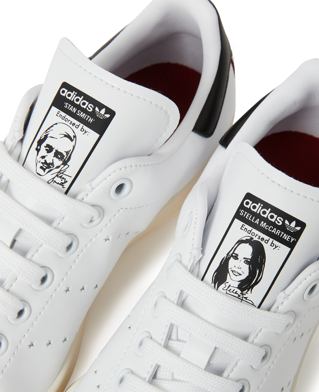 Introducing the vegan Stella #StanSmith sneakers | Stella