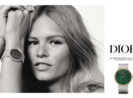 Dior presents new campaign for watches: La D de Dior Satine