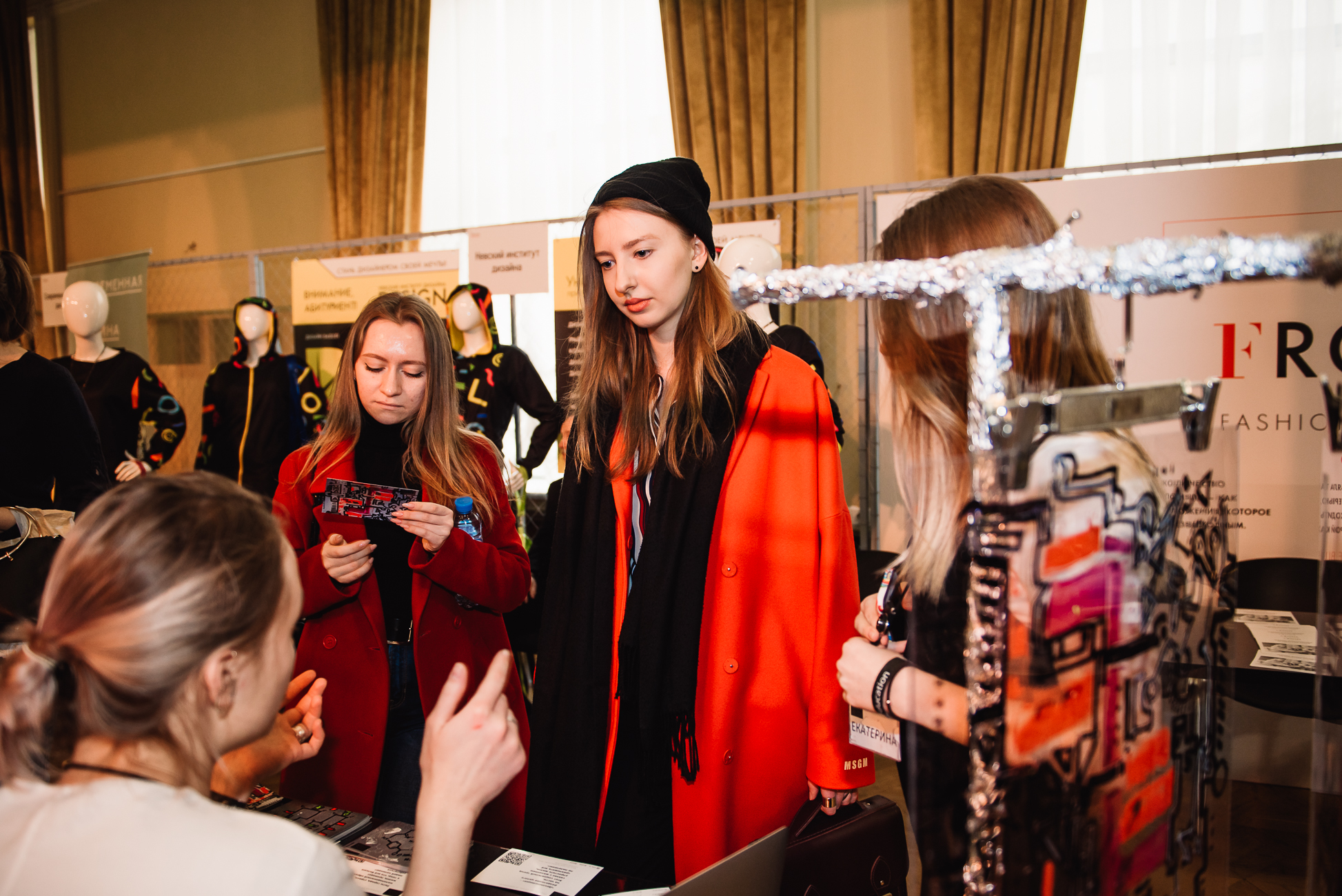 Futurum Education Designers Of The Future Guests Of Mbfw Russia Zoe Magazine