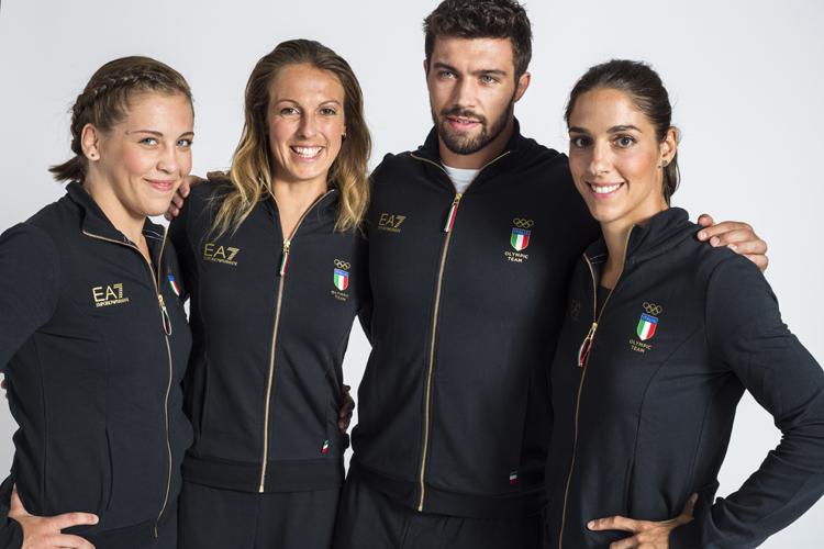 hot sale online ccf67 89d3e Giorgio Armani per Rio 2016. | | ZOE Magazine