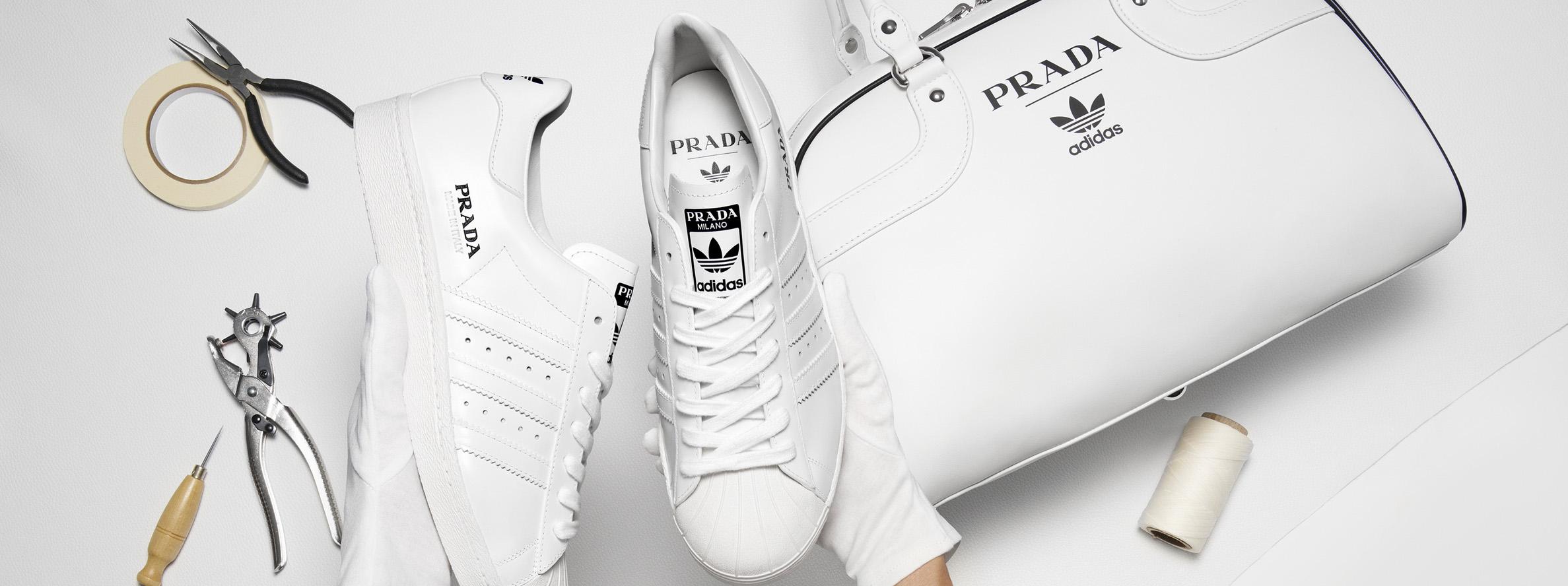 The secret inside Prada for adidas Limited Edition ZOE