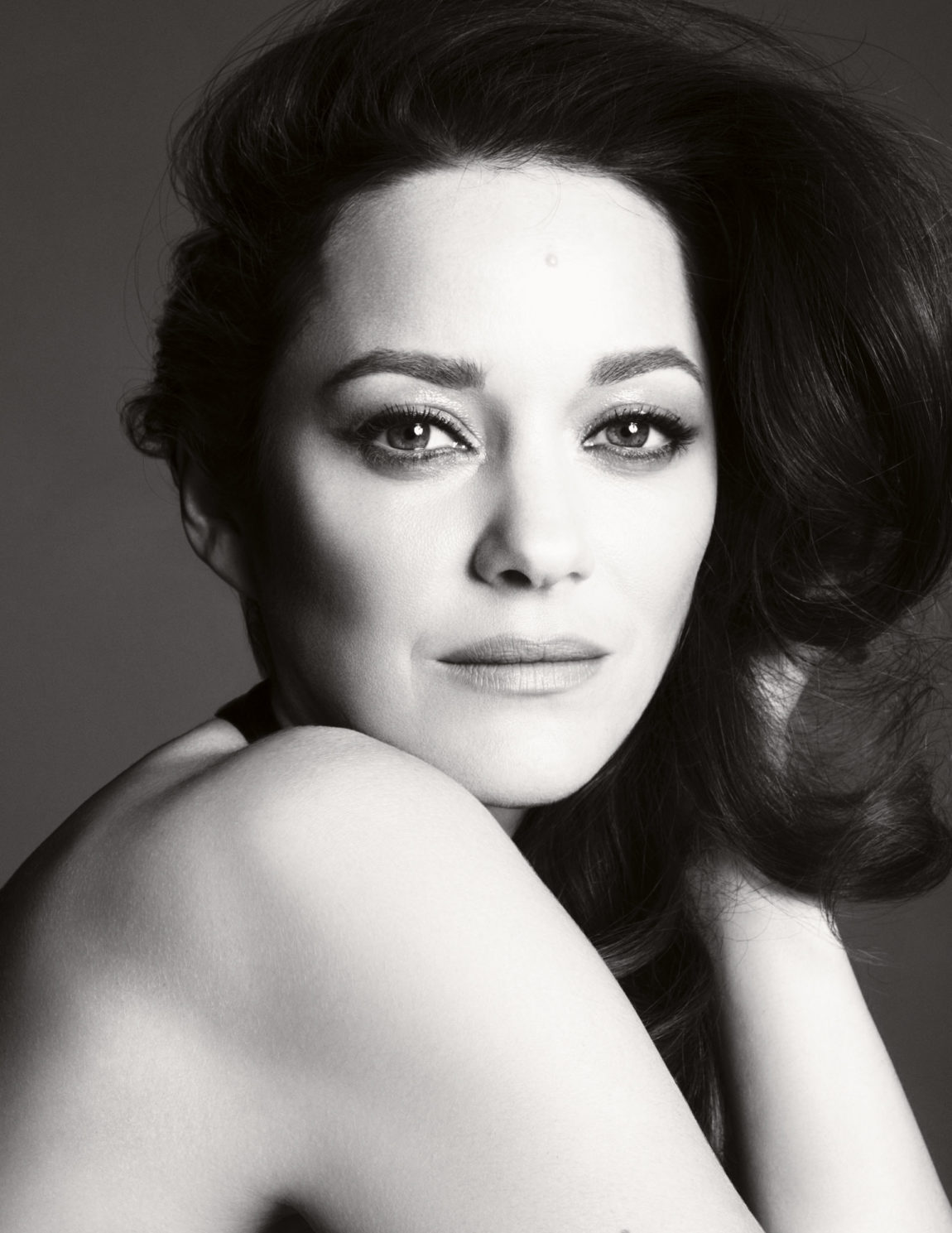 Marion Cotillard The New Face Of N 5 Zoe Magazine
